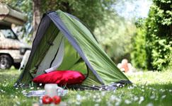 Ostbelgien - Campingplätze