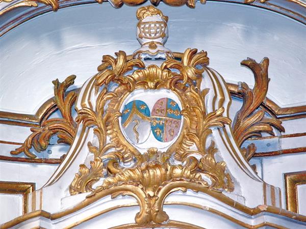 Wappen Görtz-Mostert