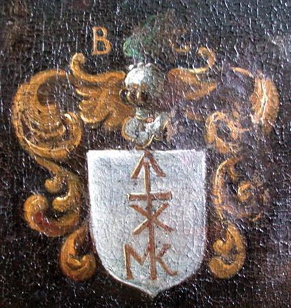 Wappen Caracena