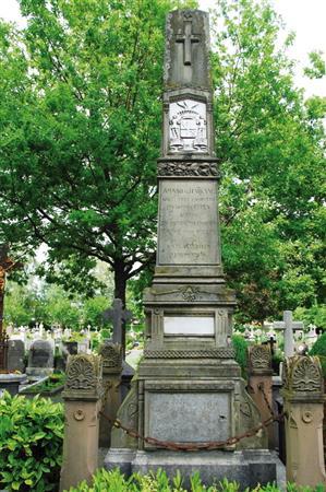 Grab von Harenne