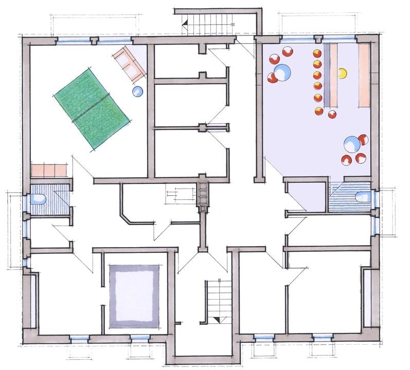 attraktive etw in einem kleinen mehrfamilienhaus in aachen. Black Bedroom Furniture Sets. Home Design Ideas