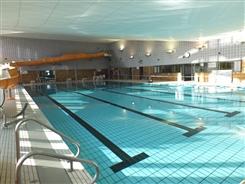 Ostbelgien - Schwimmspaß im SFZ