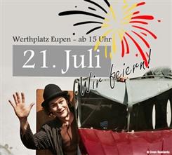 Ostbelgien - Nationalfeiertag in Eupen / Fête nationale à Eupen