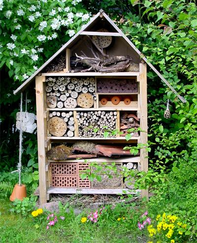 bau eines insektenhotels veranstaltungen und events in ostbelgien. Black Bedroom Furniture Sets. Home Design Ideas