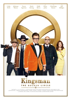 Ostbelgien - Kingsman 2: The Golden Circle