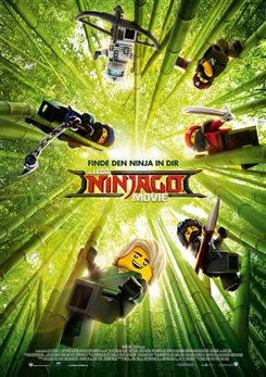 Ostbelgien - The Lego Ninjago Movie