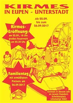 Ostbelgien - Kirmes Unterstadt